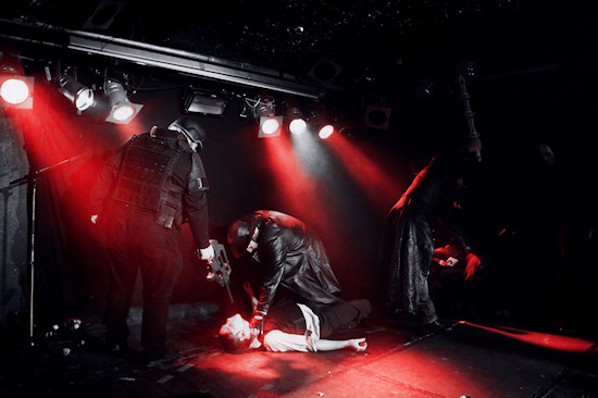 Vampires Ball @ Viper Room: Live action role play by Vampire The Masquerade TM