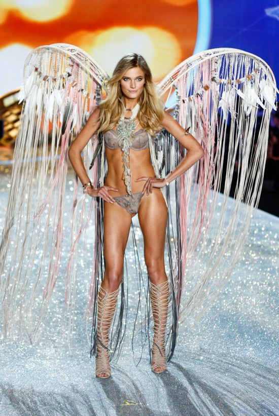 Constance Jablonski @ Victoria's Secret Fashion Show 2013