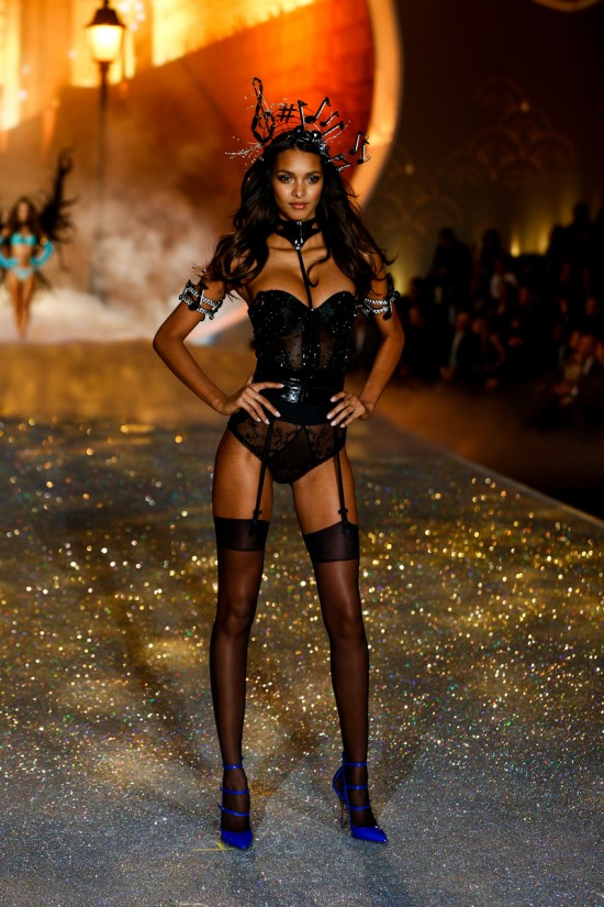 Lais Ribeiro @ Victoria's Secret Fashion Show 2013