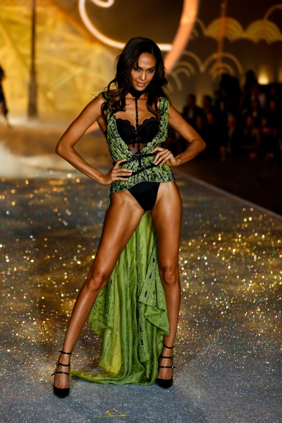 Joan Smalls @ Victoria's Secret Fashion Show 2013
