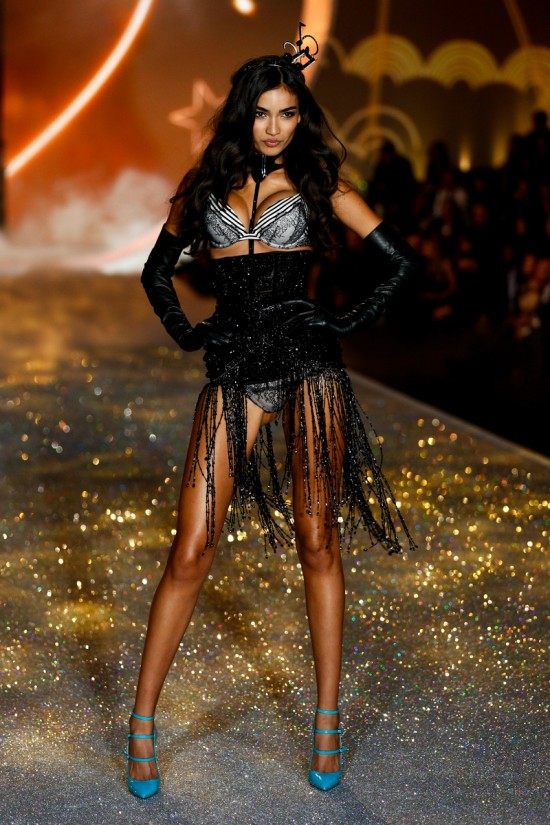 Kelly Gale @ Victoria's Secret Fashion Show 2013