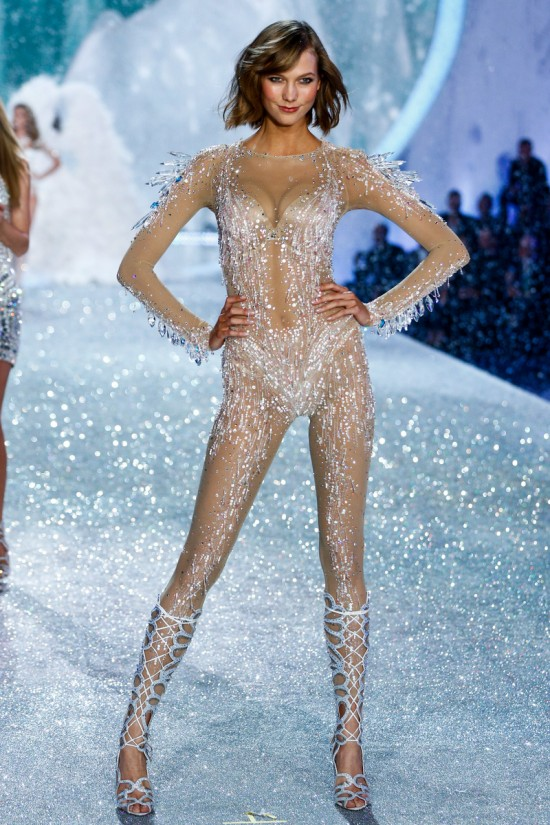 Karlie Kloss @ Victoria's Secret Fashion Show 2013