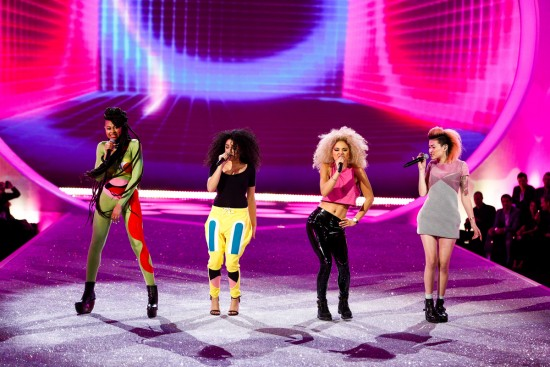 Neon Jungle @ Victoria's Secret Fashion Show 2013