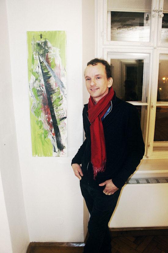 Bernhard Pieschl @ Avantgarde vs. Fine Art exhibition