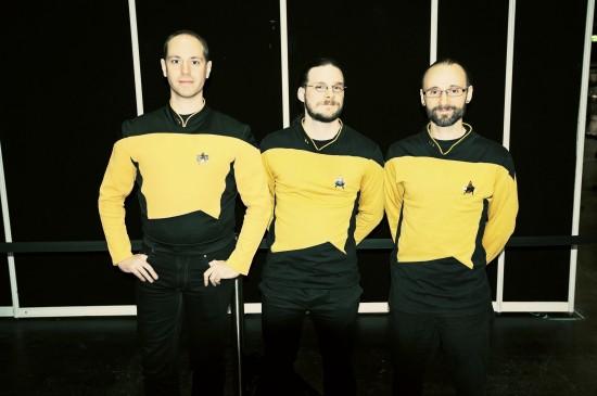Destination Star Trek Germany Convention 2014 Frankfurt