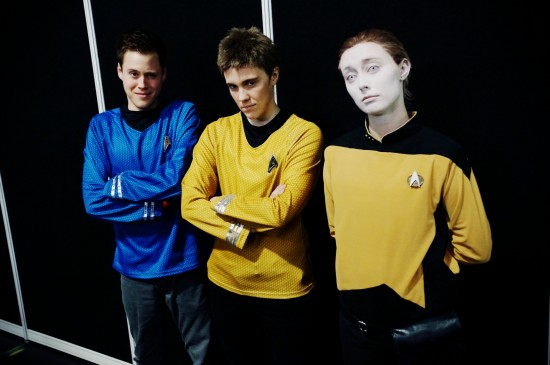Star Trek cosplay @ Destination Star Trek Germany 2014