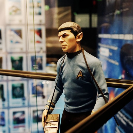 Spock figure @ Destination Star Trek Germany Convention