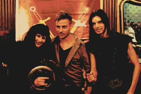 Xena, Tom Wlaschiha, and Viktor @ Game of Thrones Sky Night
