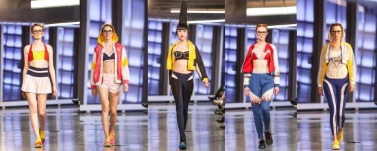 HAY UNITED Fashion Show @ One World Trade Center