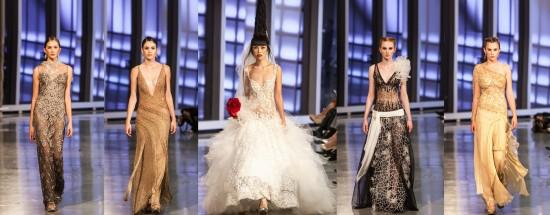 Norka Peralta Fashion Show @ One World Trade Center