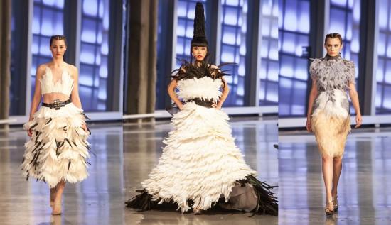 Puey Quinones Fashion Show @ One World Trade Center