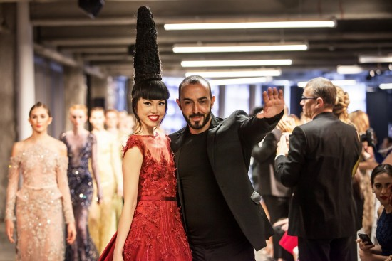 Jessica Minh Anh and Ziad Nakad @ One World Trade Center