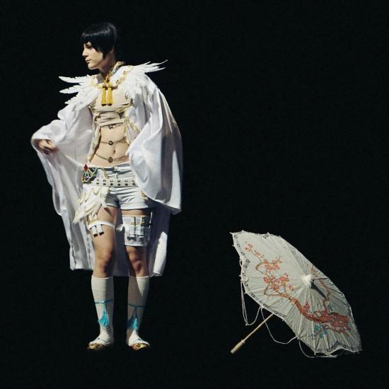 Shiro Yoshiwara from Japanese Manga Adekan #Cosplay @ Comics Salon 2014