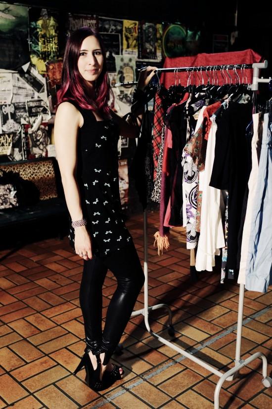 Laura @ Lani's Rock'n Vintage Fashion Swap Linz