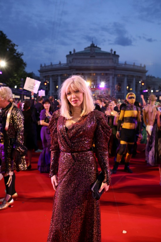Courtney Love @ Life Ball 2014