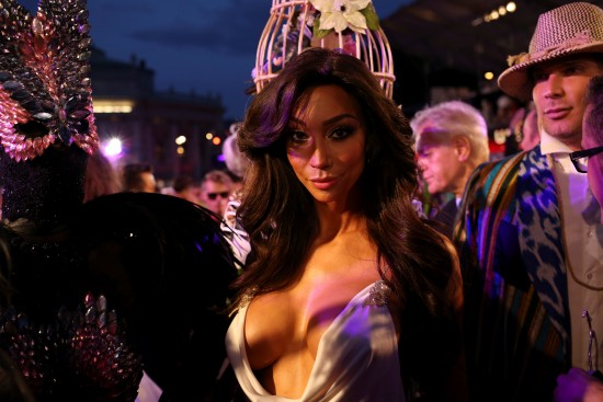 Yasmine Petty @ Life Ball 2014