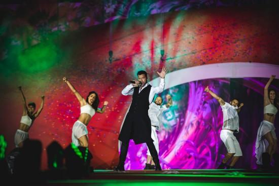 Ricky Martin @ Life Ball 2014
