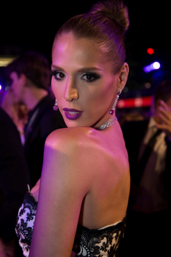 Carmen Carrera @ Life Ball 2014