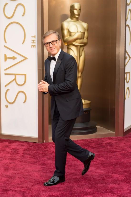 Christoph Waltz @ Oscars 2014