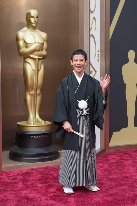 Shuhei Morita @ Oscars 2014