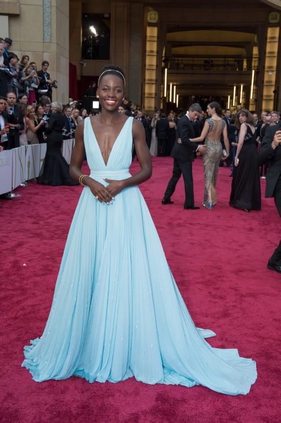 Lupita Nyong'o @ Oscars 2014