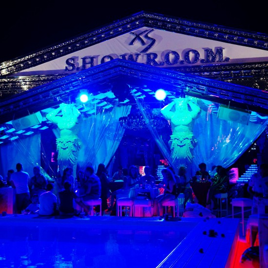 SHOWROOM XS Beach Club Ruse, Bulgaria