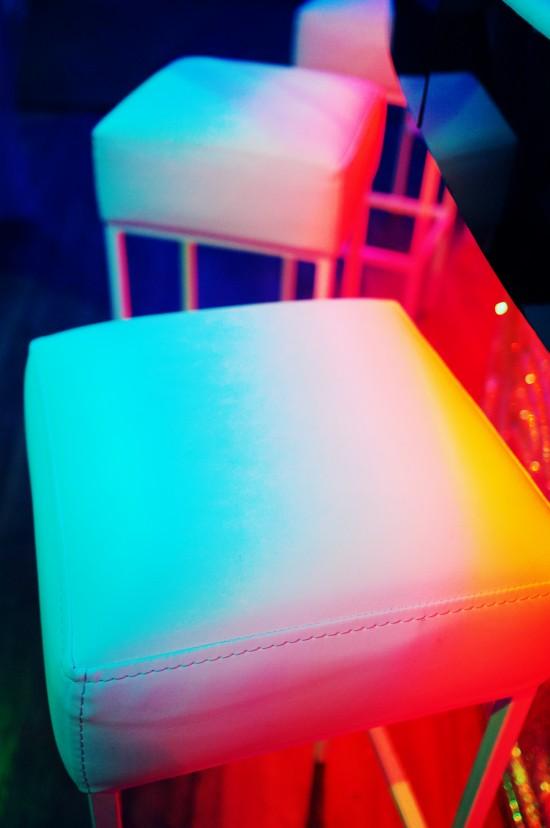 Disco Chairs @ SHOWROOM XS Beach Club Ruse, Bulgaria