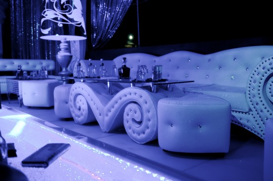 Disco VIP Zone @ SHOWROOM XS Beach Club Ruse, Bulgaria