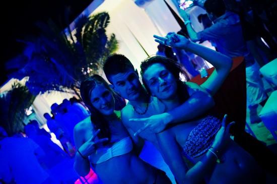 Guests @ SHOWROOM XS Beach Club Ruse, Bulgaria