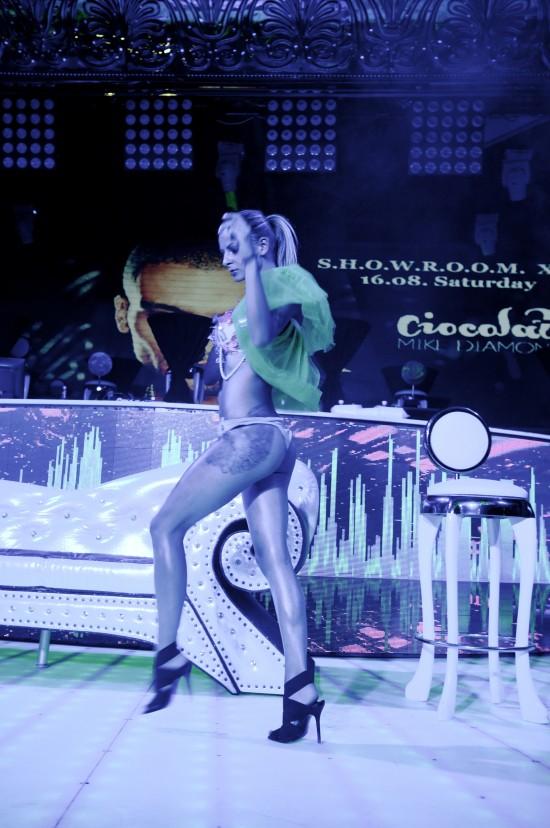 Miss Bum Show @ SHOWROOM XS Ruse, Bulgaria