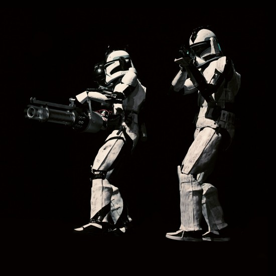 Star Wars Stormtroopers cosplay @ Comics Salon 2014