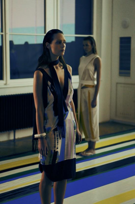 Tableau Vivant by Bradaric Ohmae @ Departure Fashion Night 13 Festival
