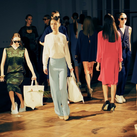 Tableau Vivant by Femme Maison Women's Wear @ Departure Fashion Night 13 Festival