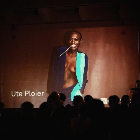 Ute Ploier Women's collection. Photo by Maria Ziegelböck @ Departure Fashion Night 13 Festival