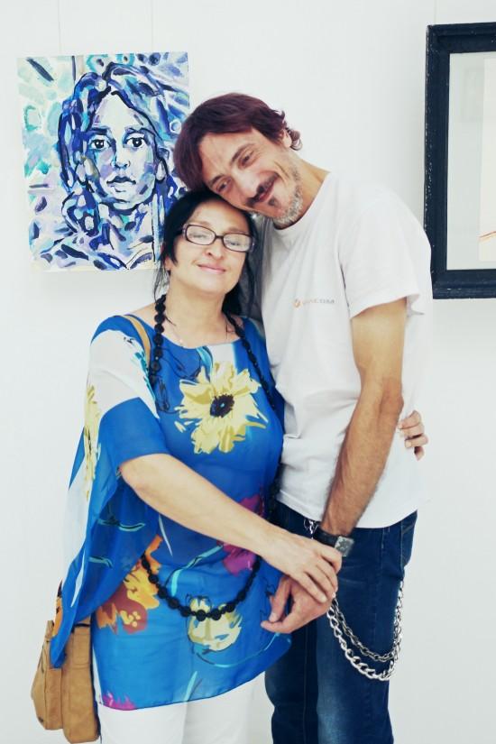 Десо Замора and Марияна