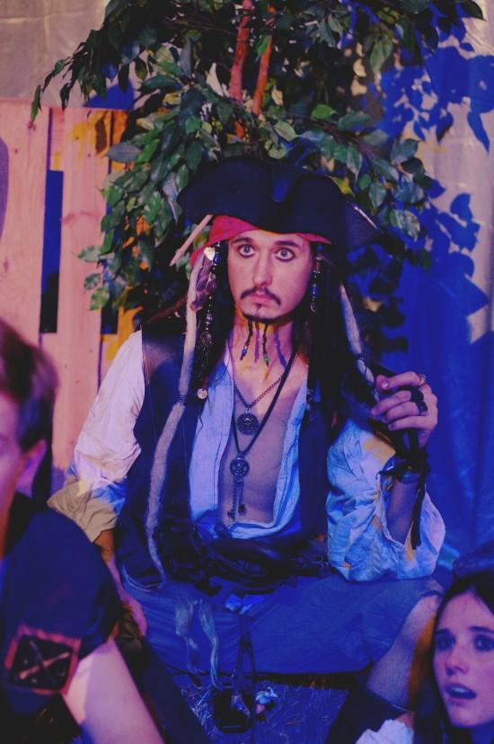 Captain Jack Sparrow @ Mittelalterspektakel 2014 VAZ St. Pölten