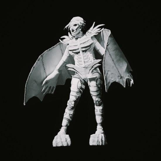 Death Note Rem cosplay @ Comis Salon 2014