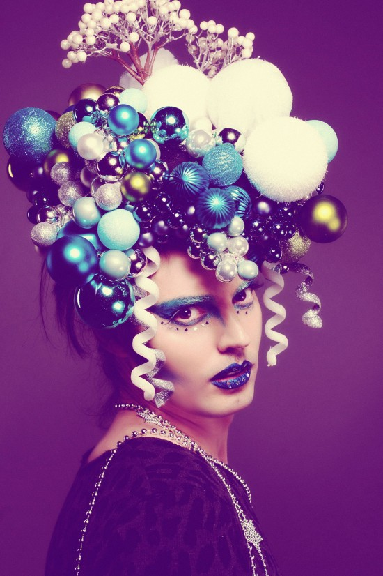 """Fantasy Shoot """"Wonder Tree"""". Make-up and hair art by nk-styleart. Photography by Thomas Zöchling."""
