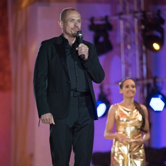 Gery Keszler's emotional speech @ Life Ball 2015