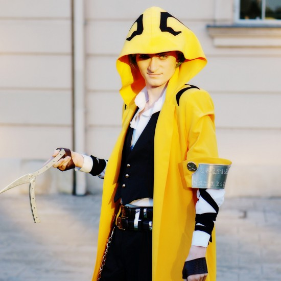 Yuki Terumi from BlazBlue: Chrono Phantasma Cosplay @ Game City Cosplay Parade