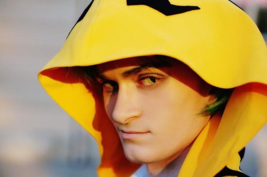 Yuki Terumi from BlazBlue: Chrono Phantasma Cosplay @ Game City Cosplay Parade