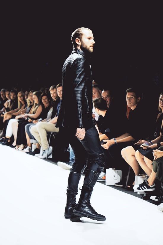 Callisti fashion show @ MQ Vienna Fashion Week 2016