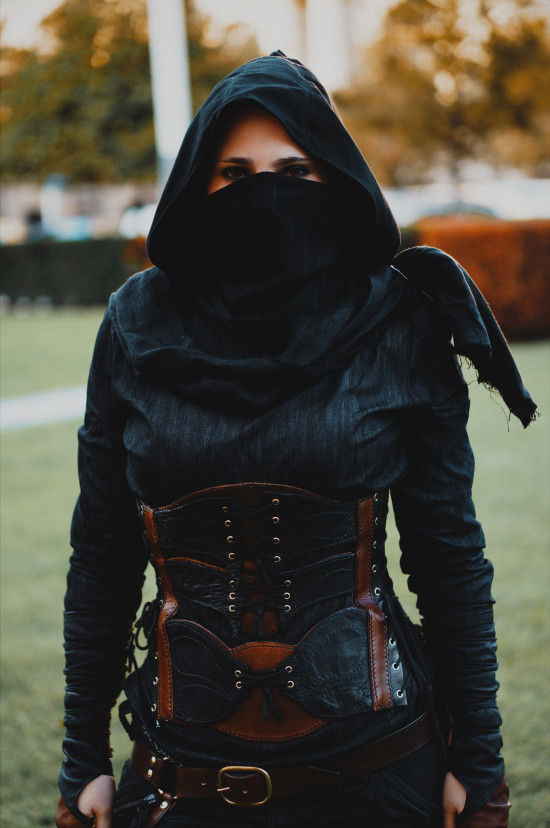 Female Thief Cosplay Garett @ Game City Cosplay Parade