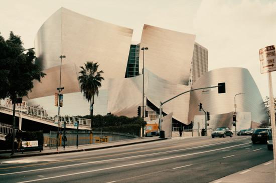 Walt Disney Concert Hall, Los Angeles