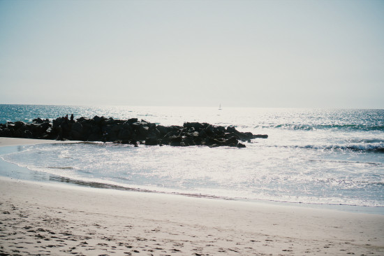 Pacific Ocean, Los Angeles