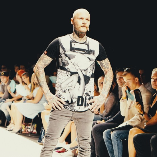 Masters of Dirt & Nikola Fechter fashion show @ MQ Vienna Fashion Week 2016