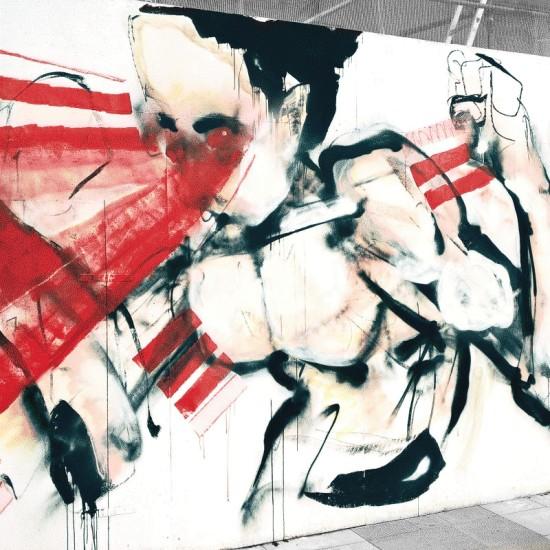 Street Art by Anthony Lister @ MQ Wien