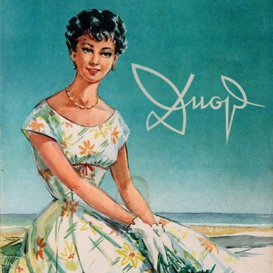 Soviet-styled brand Dior