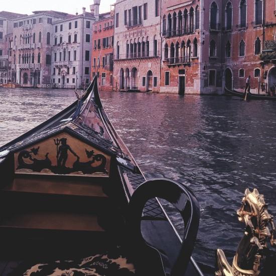 Venice Gondola Ride, Grand Canal
