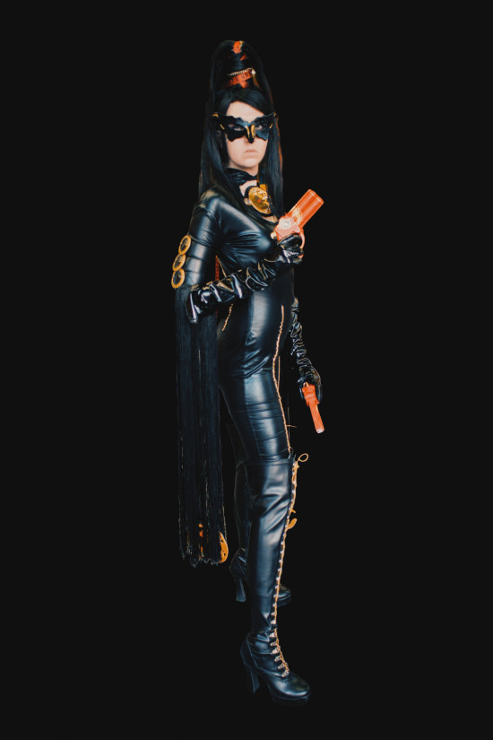 Bayonetta Cosplay @ AniNite